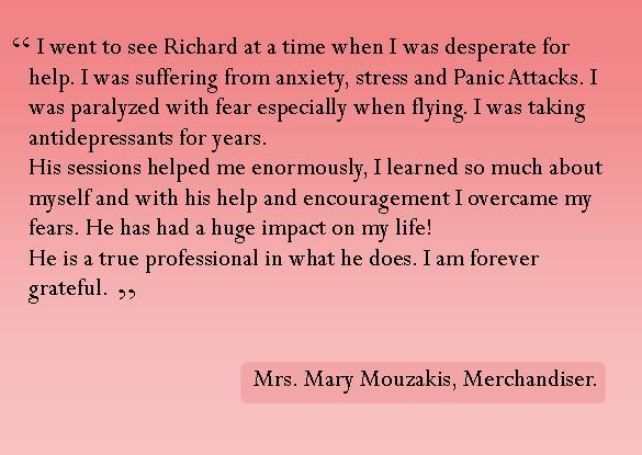 testimonial mary mouzakis