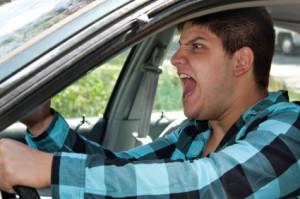 Anger Cardiff: Road rage